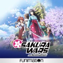 Sakura Wars the Animation (Original Japanese Version) tv serie