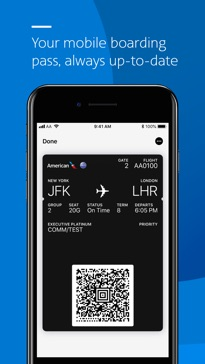 American Airlines app image
