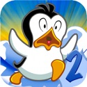 Racing Penguin: Slide and Fly! app