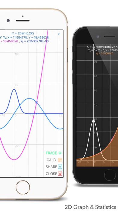 Graphing Calculator Plus app image