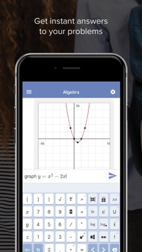 Mathway: Math Problem Solver app image