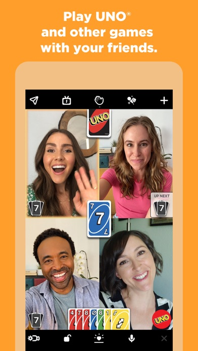 Houseparty app image