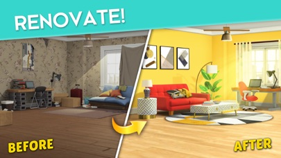 Project Makeover app image