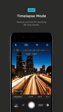 Pro Camera by Moment app image