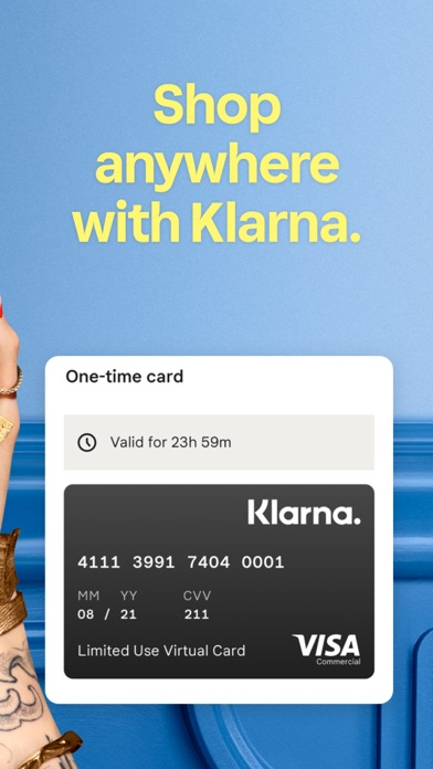 Klarna | Shop now. Pay later. app image
