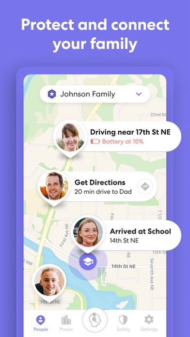 Life360: Find Family & Friends app image
