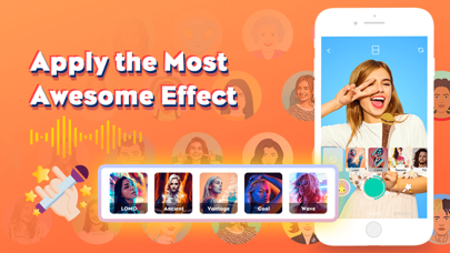 Funny Voice Effects & Changer app image