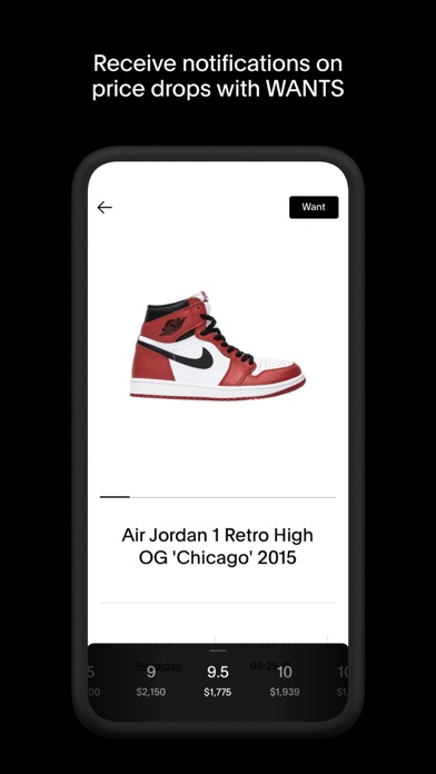 GOAT – Sneakers & Apparel app image