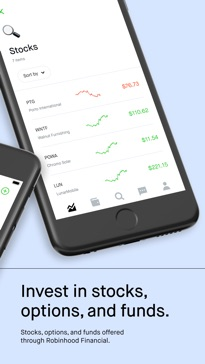 Robinhood: Investing for All app image