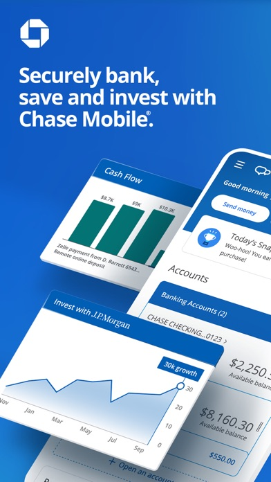 Chase Mobile®: Bank & Invest app image