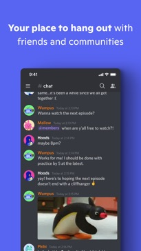 Discord - Talk, Chat, Hang Out app image