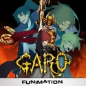 Garo the Animation (Original Japanese Version), Season 1, Pt. 1 tv serie